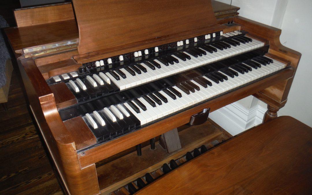 Hammond B3 – tangentinstrumentenes Porsche