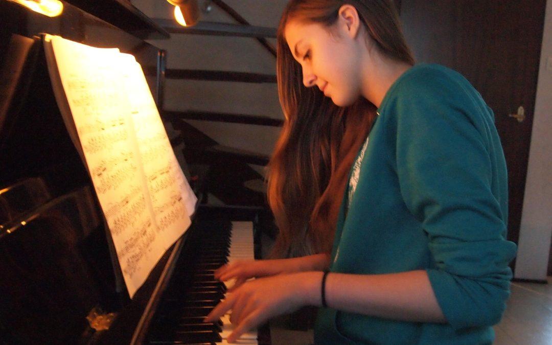 Piano, det er kjekt det!
