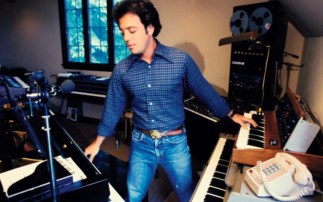Billy Joel – the Piano Man