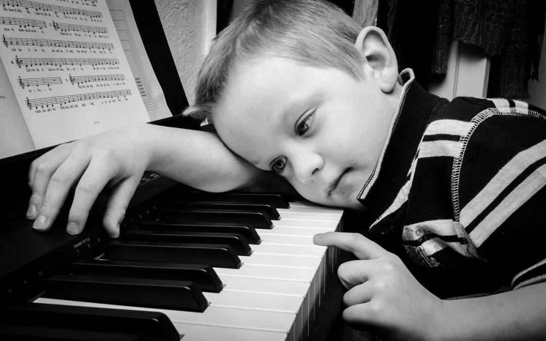 Men det er jo så gøy å spille piano